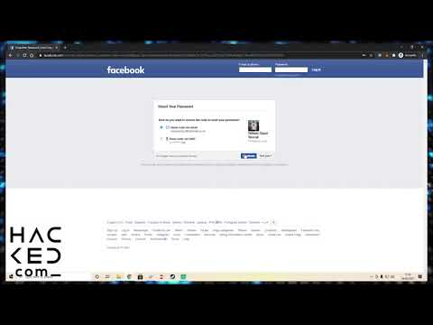 How To Change Password on Your Hacked Facebook Account