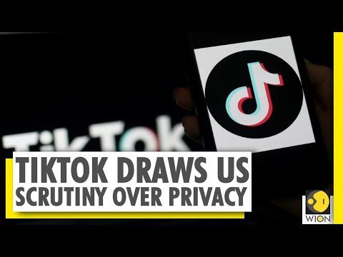 US probing allegations against TikTok | TikTok violated children's privacy
