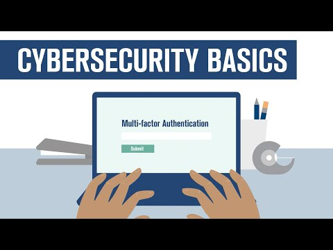 Cybersecurity Basics for Small Business | Federal Trade Commission